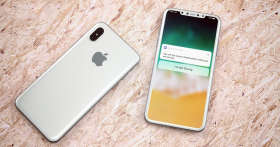Трансляция Apple презентации Iphone 8 на русском языке