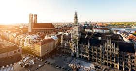 Как не остаться голодным за границей, или мое мюнхенское приключение