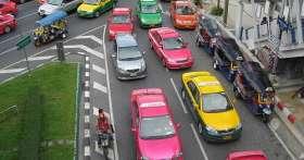 Такси из Паттайи в аэропорт Бангкока  Суварнабхуми и обратно