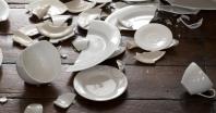 Как поступить, когда разбили тарелку в ресторане отеля?