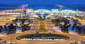 Аэропорт Ларнака (Кипр) — расписание полетов, план терминала, погода сейчас