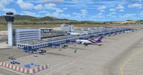 Описание аэропорта Афин