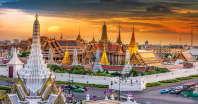 Большой Королевский Дворец: достопримечательности Бангкока