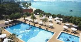 Лучшие отели Паттайи с собственным пляжем (3,4,5 звезд).  Фото и видео.