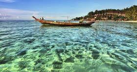 Остров Панган: отели, пляжи, вечеринки