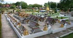 Мини-Сиам в Паттайе
