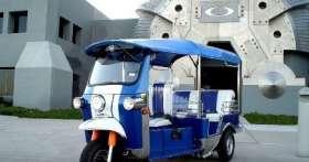Тук-тук, мототакси — все о транспорте в Тайланде