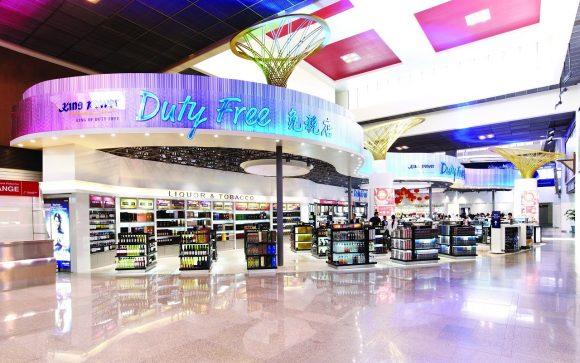 Duty-Free в аэропорту Бангкока