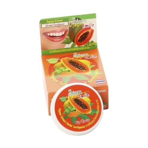 зубная паста с экстрактом папайи