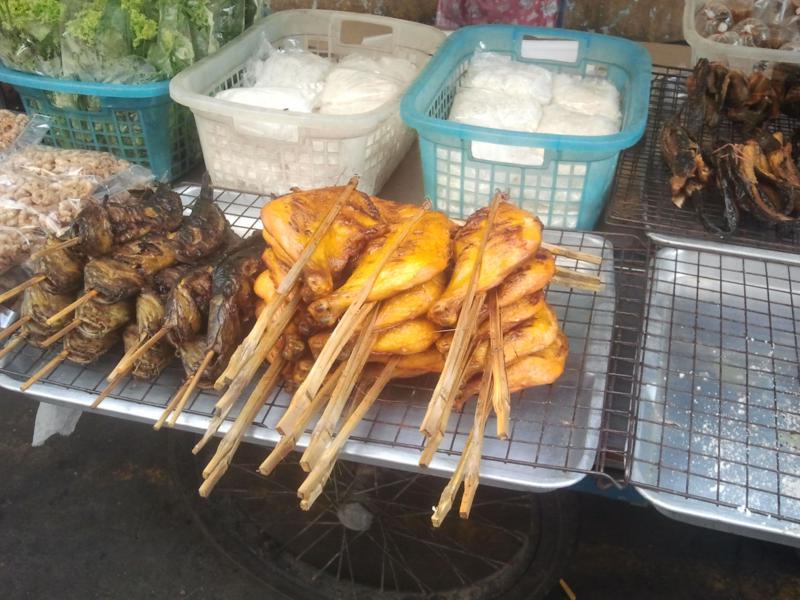 курятина в таиланде