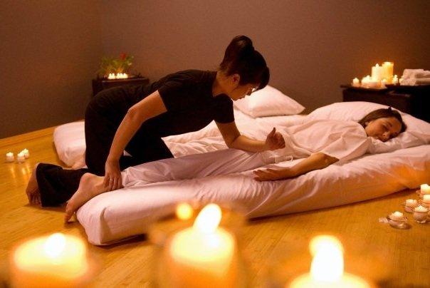 Тайский массаж с продолжением паттайя
