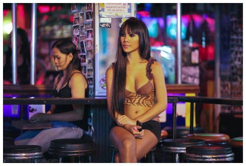 Секс с тайскими леди бой и том бой видео