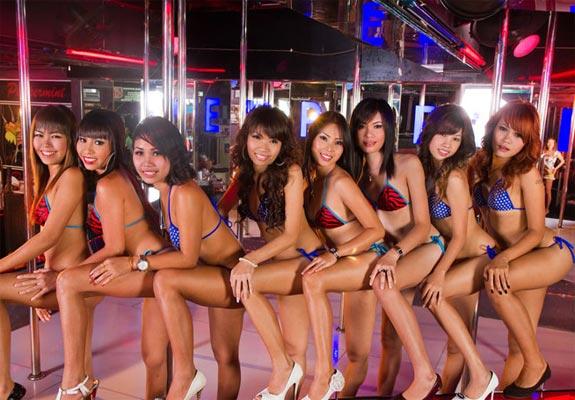 go go bar in thailand