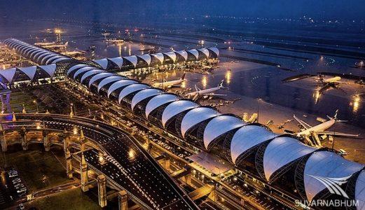 Полное описание аэропорта Суварнабхуми в Таиланде: фото, видео и схемы