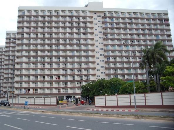 Мое жилье (кондо) в Паттайе