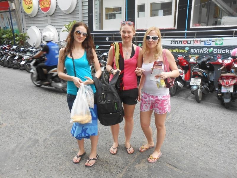Познакомился с русской девушкой на улице фото 553-730