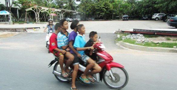 Движение в Тайланде