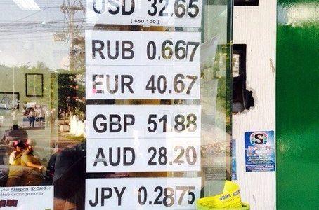 Курс тайского бата к рублю на сегодня в Паттайе и Пхукете