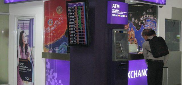 Курс тайского бата к доллару на сегодня в обменниках Паттайи и Пхукета