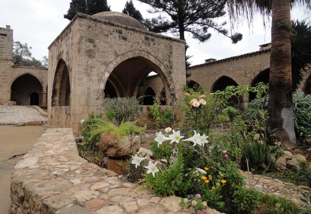Монастырь в Айа-Напе