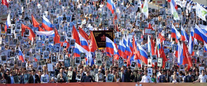 В Таиланде около тысячи человек приняли участие в акции «Бессмертный полк»