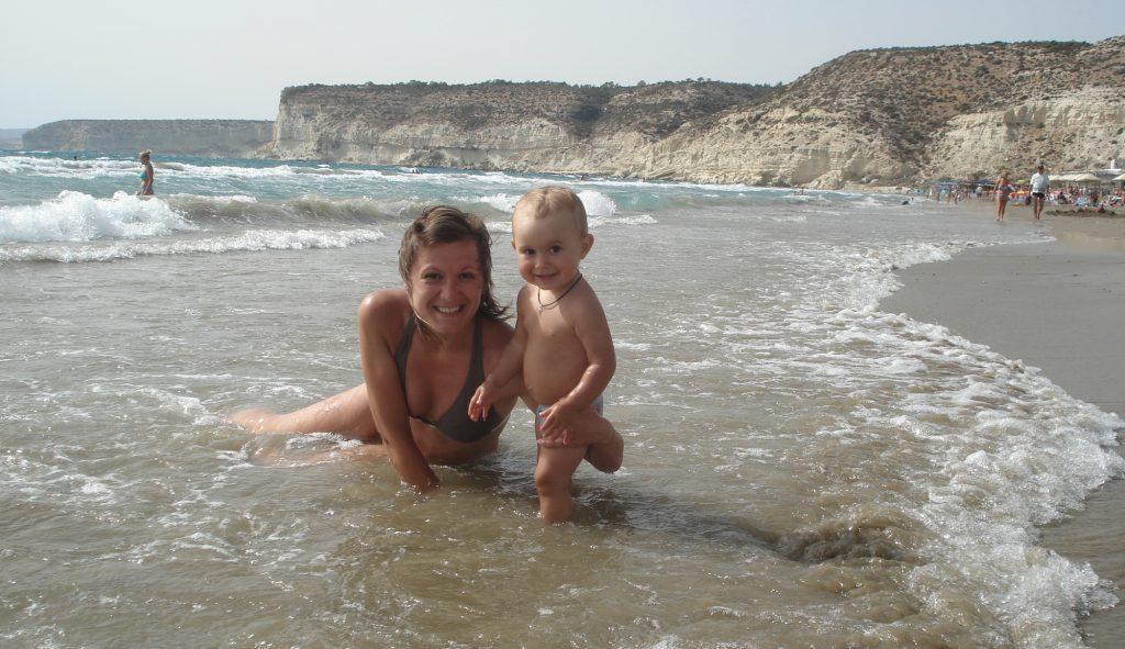 Пляж Куриона