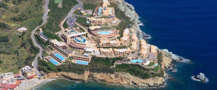 10 самых популярных отелей Ираклиона и окрестностей
