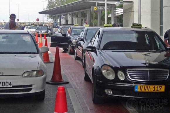 Taxi-Larnaca-airport