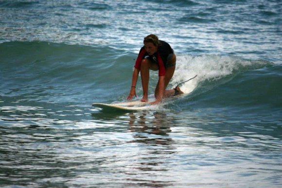Серфинг на Ката Бич (Пхукет)