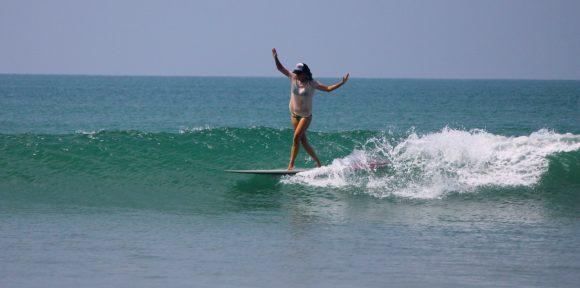 Серфинг на Ко Фаям
