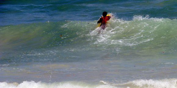 Серфинг на Патонг Бич (Пхукет)