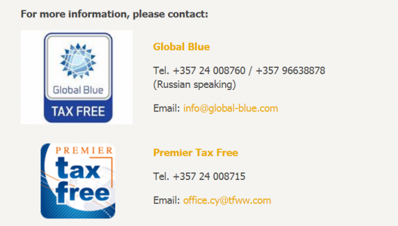 tax-free larnaca