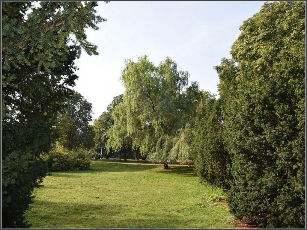 Прага. Риегровы сады - образец английского (пейзажного) парка Рис. 3
