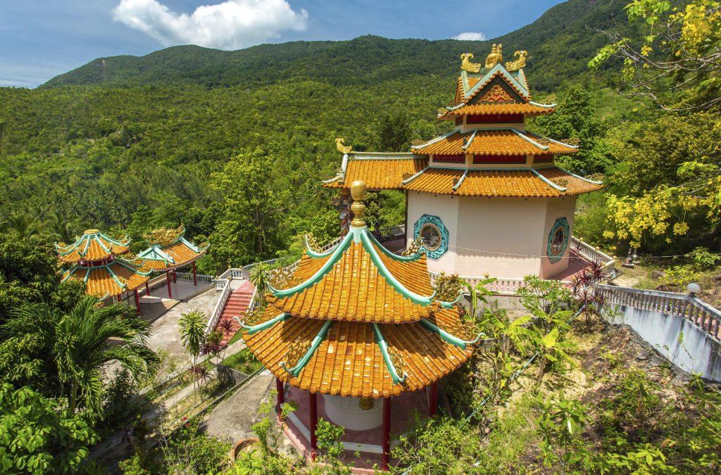 Китайский храм Панган