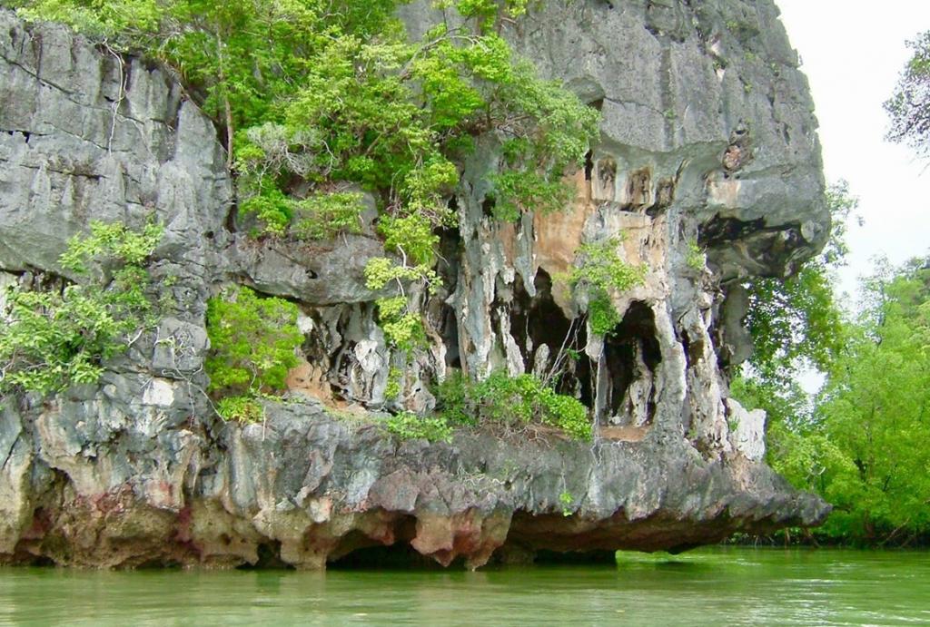 Пещеры Ко Пин Ган