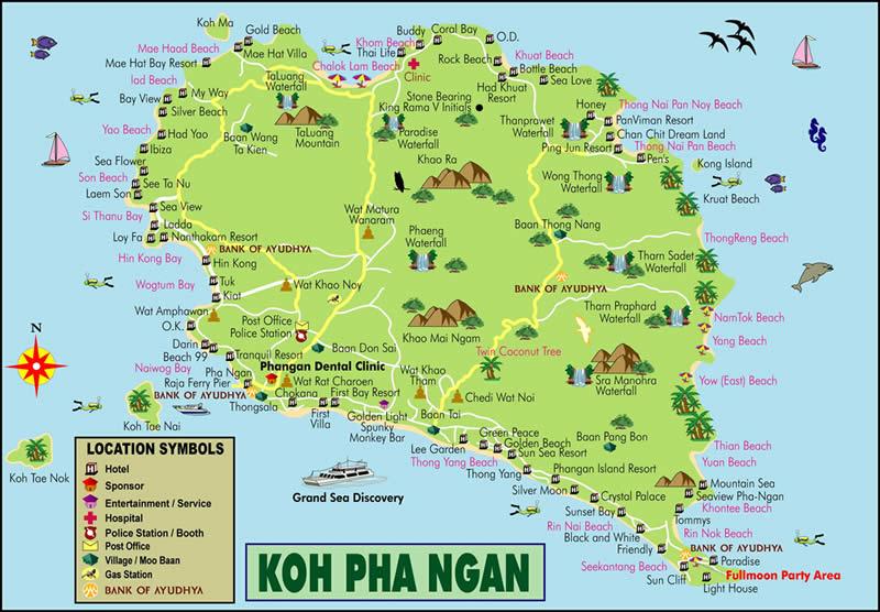 Панган карта