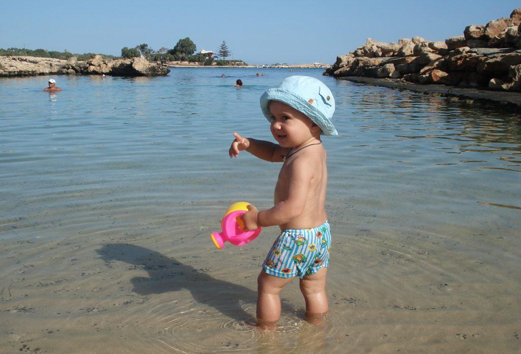 Пляж Мимоза Протарас