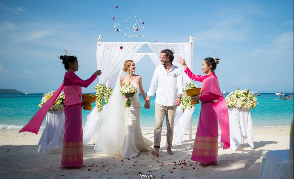 Свадьба на Пхи Пхи