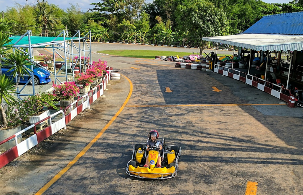 Pattaya-Kart-Speedway
