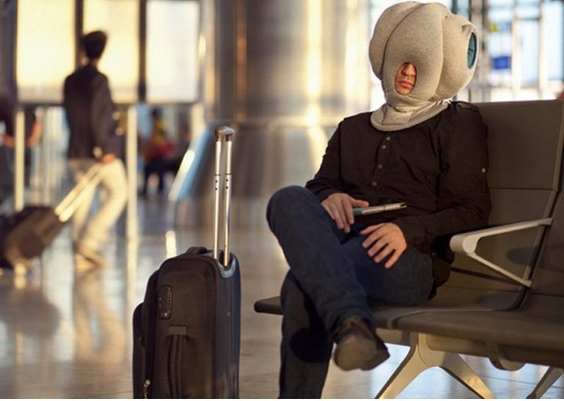 Как без проблем переночевать в любом аэропорту мира
