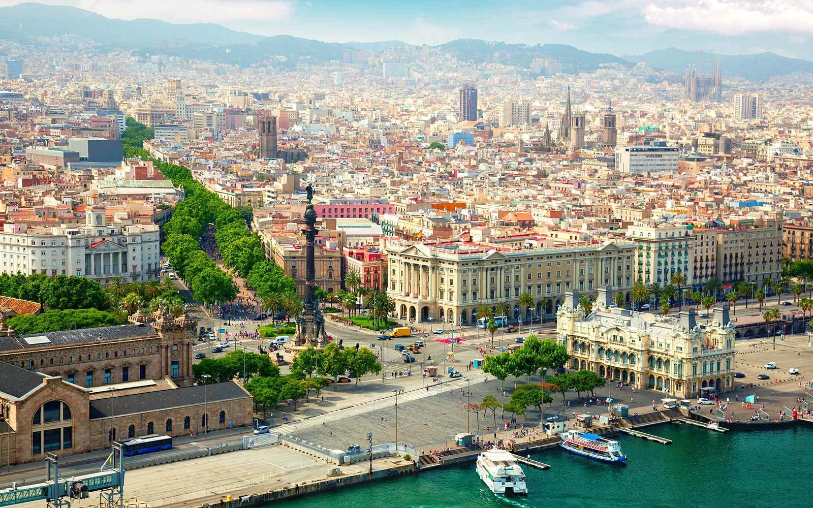 Затраты на поездку в Барселону