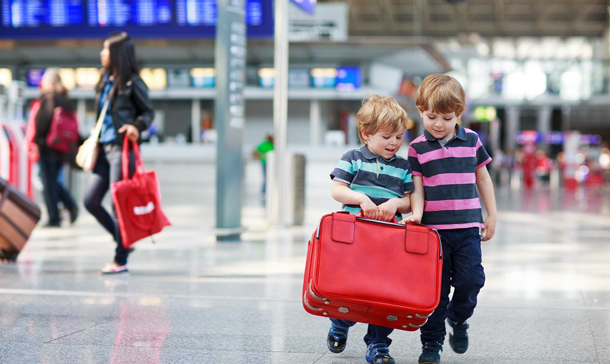 Правила вывоза детей за границу