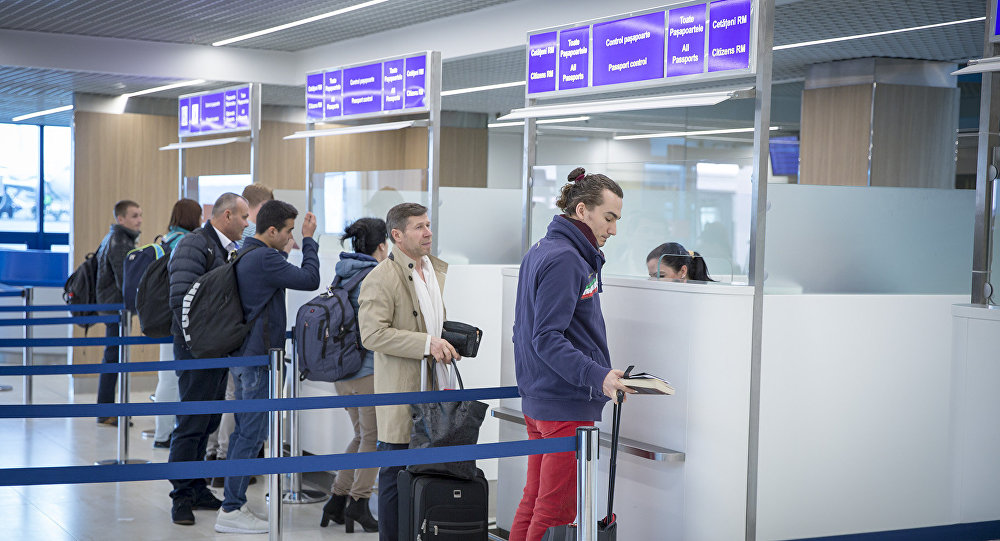 Ошибки на паспортном контроле