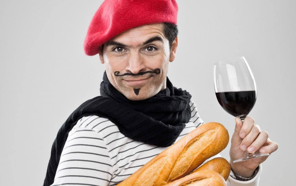 Странности французов