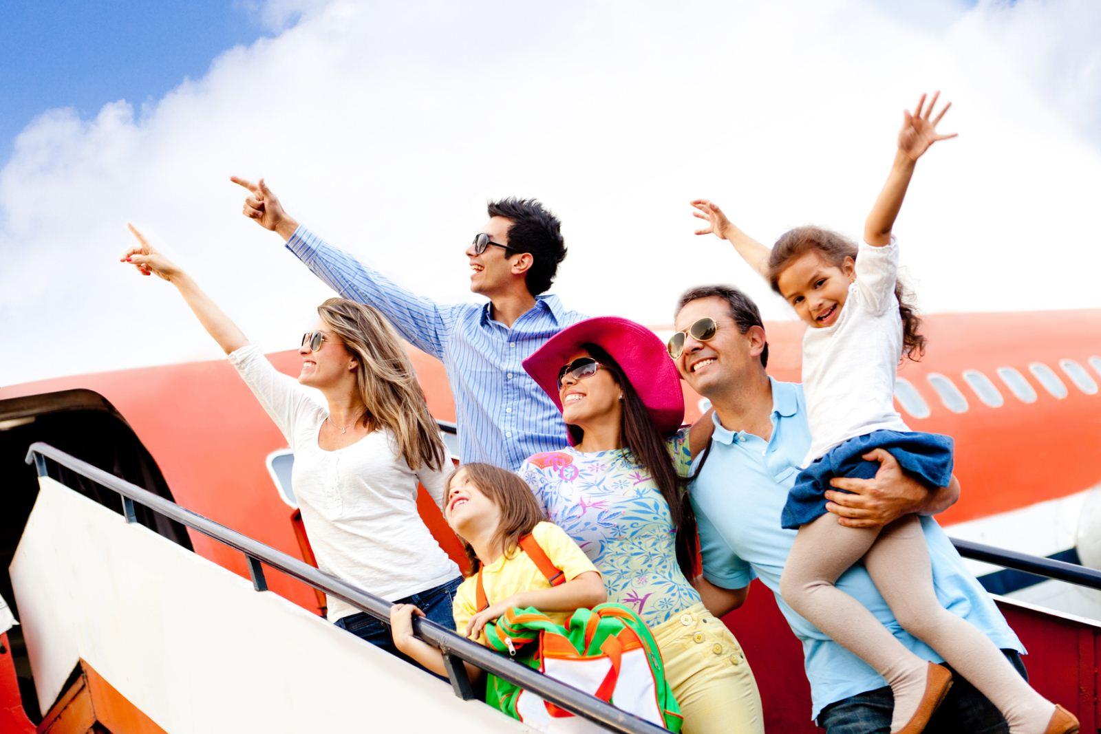 Как сделать, чтобы семья была довольна путешествием