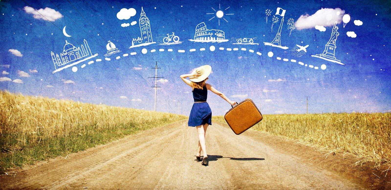 Обман туристов в путешествии