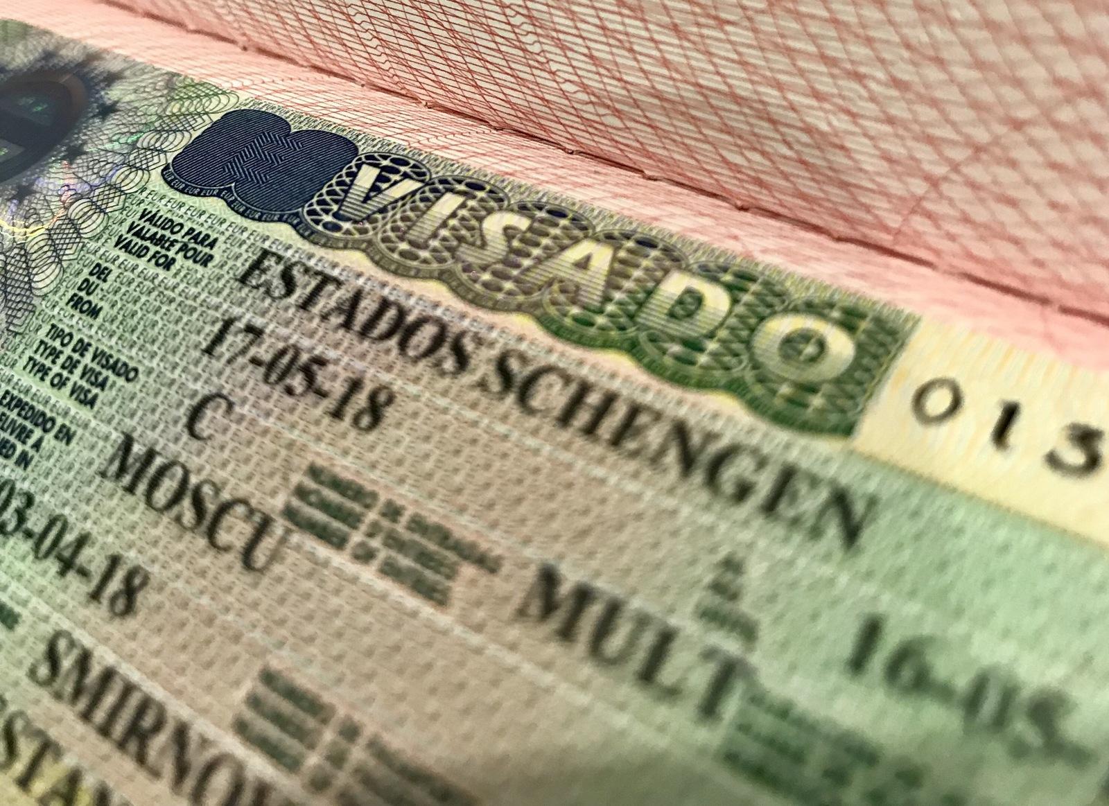 Шенген на 5 лет