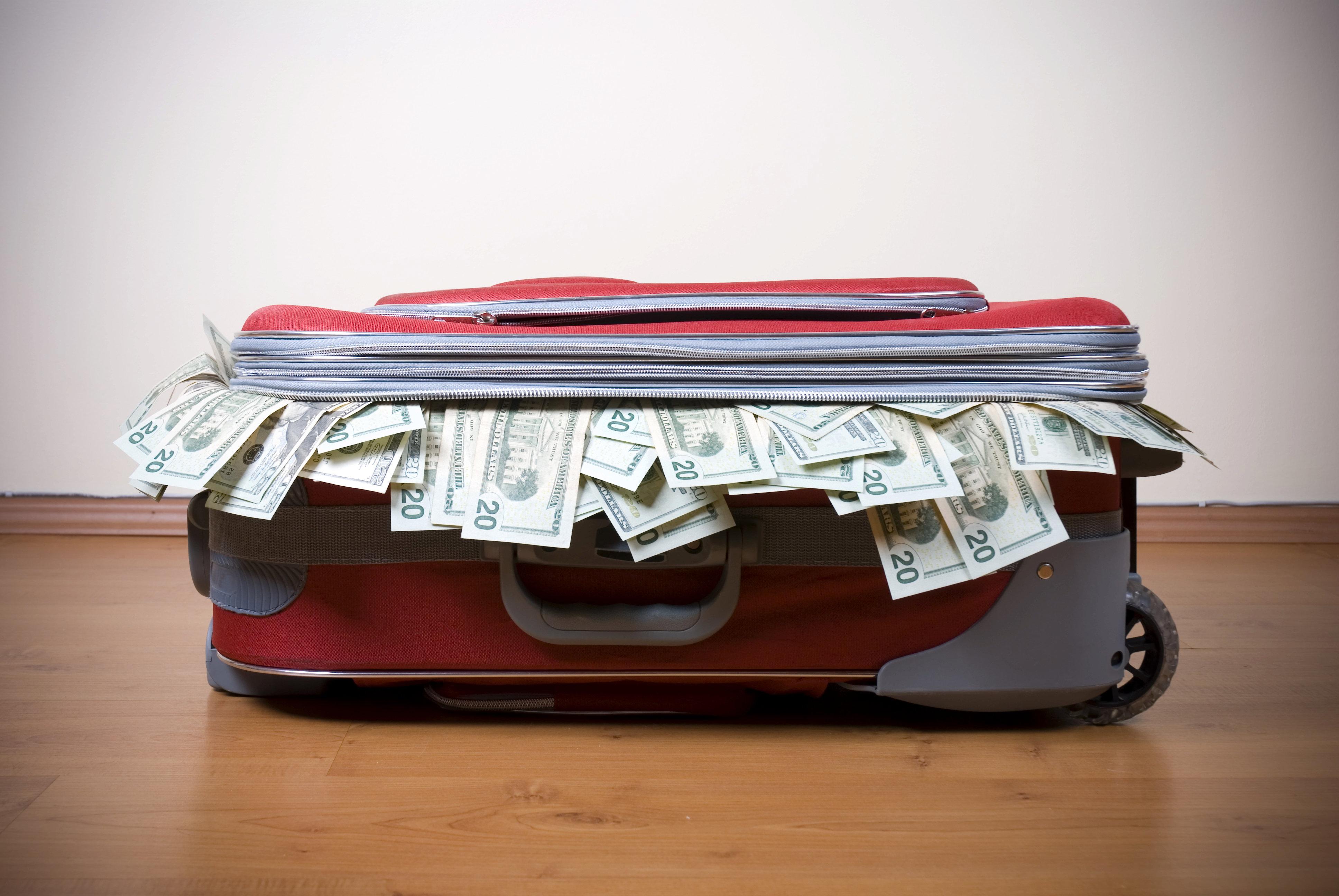 Способы потратить все деньги в отпуске