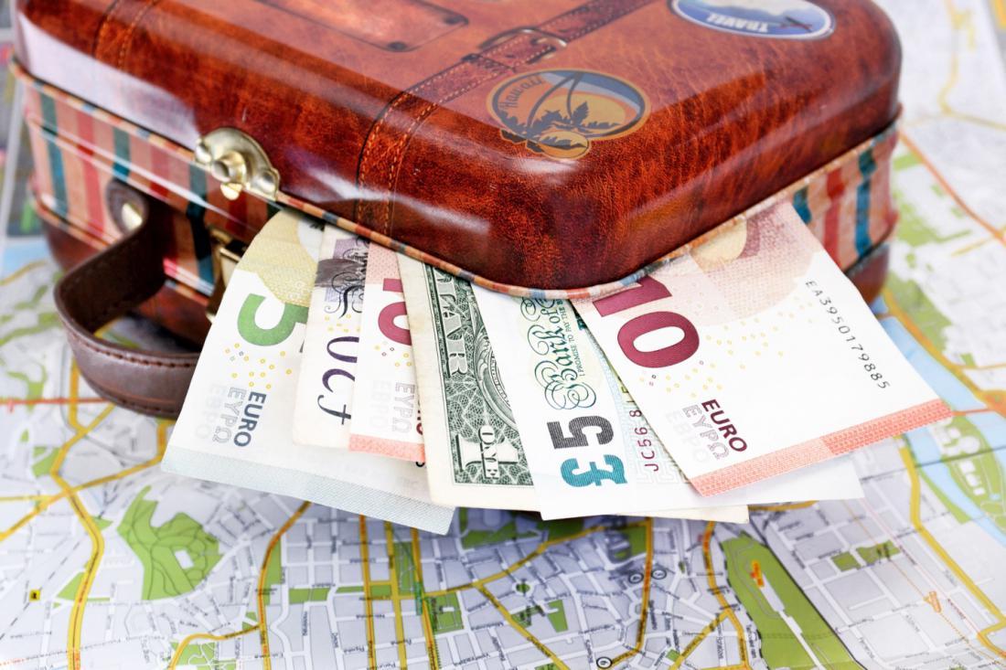Деньги на отпуск картинки