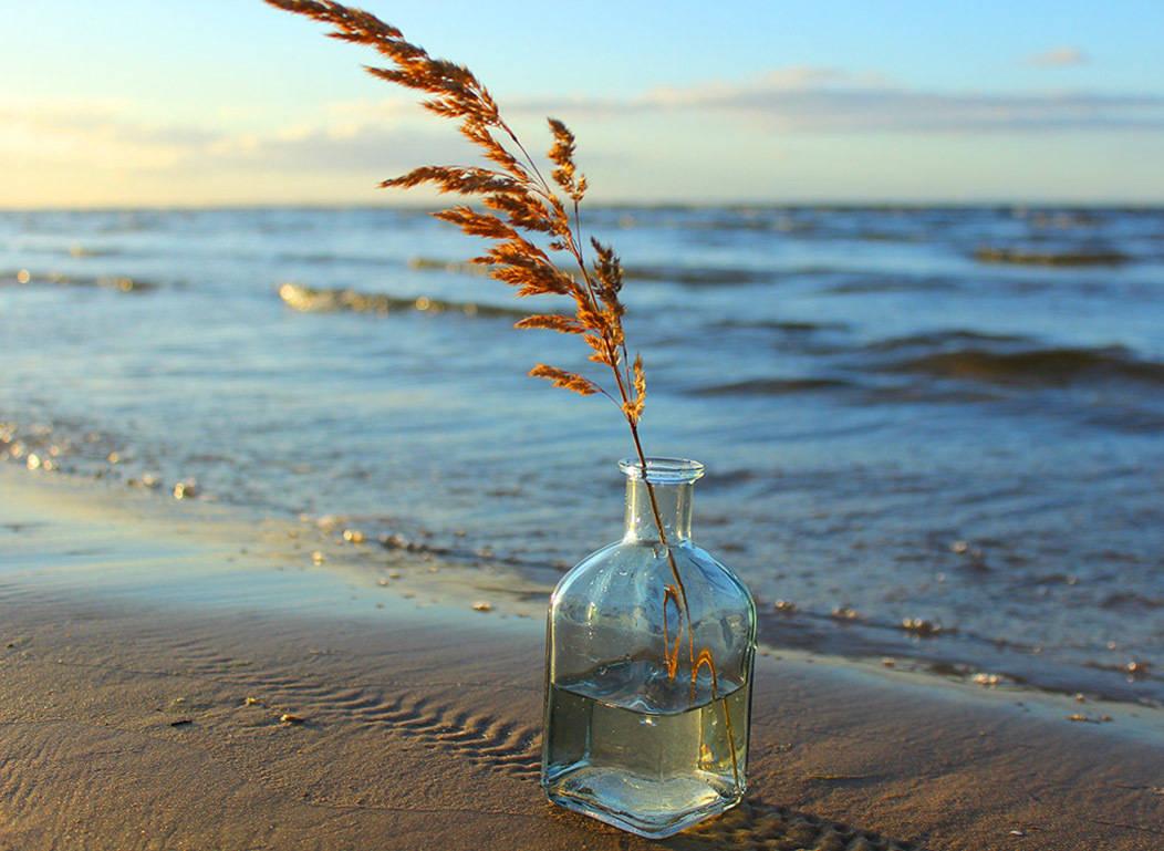 Отдых на море осенью